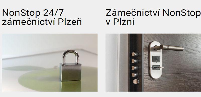 Zámečnictví-Plzeň-Dalibor-Glos-služby-zámečníka-NonStop-v-Plzni